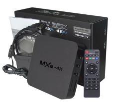 MXQ-4K android 4.4 TV Box tặng chuột Bay 1GB RAM 8GB ROM Quad core PF93