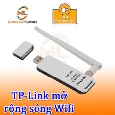 USB WiFi – Usb Thu Sóng WiFi TPlink TL-WN 722N FPT phân phối