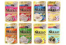 Combo 12 gói pate Nekko đủ vị
