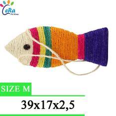 Bàn Cào Móng Hình Cá Cho Mèo – Bàn Cào Móng 006 Size M