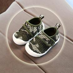 Giày trẻ em vải lưới rằn ri siêu chất – 21TT066