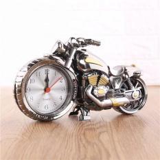 Đồng hồ báo thức để bàn trang trí harley davidson