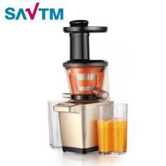 Máy Ép Chậm Giàu Vitamin SAVTM New Version 2018 công suất lớn 250W Model JE220 (trục ép kèm dao cắt)