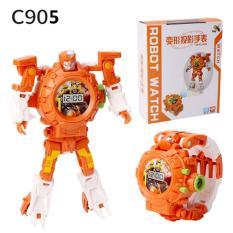 Đồng Hồ BIến Hình Robot Siêu Nhân C905 2 In1