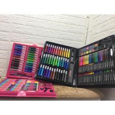 Hộp bút màu 150 chi tiết cao cấp cho bé