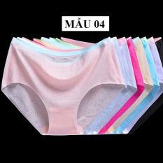 Bộ 10 quần lót đúc thoáng mát, mềm mại ( Khách chọn mẫu)
