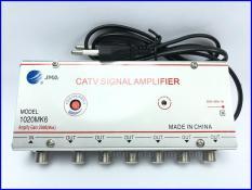 Bộ chia truyền hình cáp 1 ra 6 khuyếch đại tín hiệu JMA ( cắm điện ) – Điện Việt