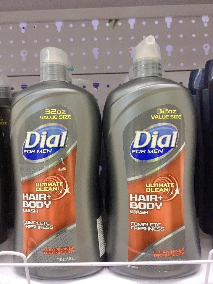 Sữa Tắm Gội Dial For Men 946ml
