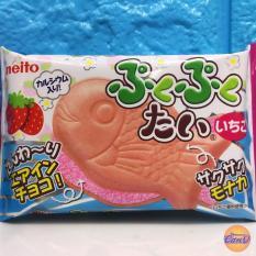 Kem không lạnh Taiyaki vị Dâu