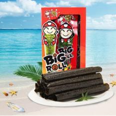 Snack rong biển Big Roll vị cay 3.6gr x 6 gói
