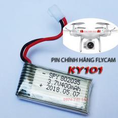 Pin Flycam KY101, Pin dự phòng của Máy bay chụp ảnh Flycam KY101