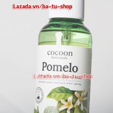 Xịt tóc bưởi dưỡng tóc trị rụng tóc, mọc tóc nhanh Pomelo 130ml