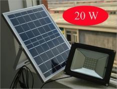 Đèn Led sân vườn năng lượng mặt trời cảm biến ánh sáng VITI SMART từ 10W – 200W