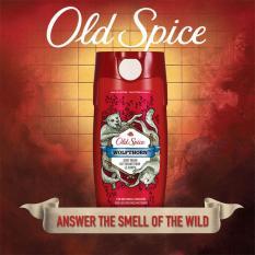 [Hàng Mỹ] Sữa tắm nam tính quyến rũ Old Spice Wolfthorn 473ml