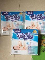 Giấy lót phân su Baby Tuyết Lan cho bé