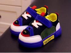 Giày lưới siêu nhẹ cao cấp cho bé 0-3 tuổi