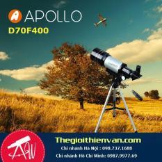Kính thiên văn khúc xạ Apollo D70F400