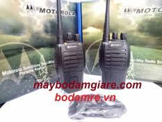 Bộ 01 Bộ Đàm Chất Lượng Cao Motorola Gp668 tặng tai nghe