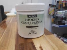 Sơn lót Gesso, Phoenix, hũ 500ml