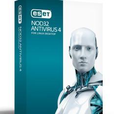 Phần mềm diệt Virus ESET NOD32 Antivirus 4 for Linux Desktop