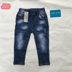 Quần Jean dài cho bé từ 11-25kg