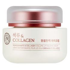 Kem chống lão hóa The Face Shop Pomegranate And Collagen Volume Lifting Cream 100ml