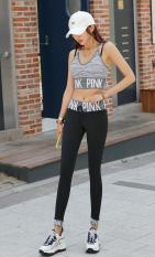 Bộ quần áo tập gym nữ, bộ đồ thể thao nữ , Bộ quần áo tập Yoga SET012