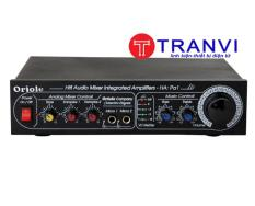 Ampli karaoke mini 12v-220v 100w Oriole HA-Pa1