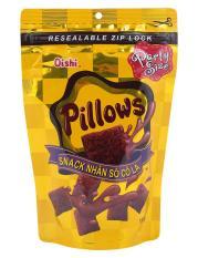 Bánh Snack Oishi Pillows Nhân Socola 100G