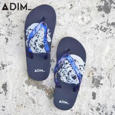 Dép Lào Thời Trang Nữ Adim – DN004 ( Xanh Đen)