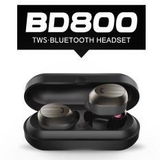 Tai nghe không dây hoàn toàn thiết kế cao cấp bluetooth 2 tai thông minh WK BD800 – 2018
