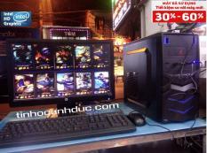 Bộ máy PC ADA319 + Màn hình LCD 19 chữ nhật tặng Phím chuột MỚI