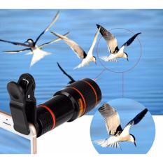 Ống kính 12x cho điện thoại Iphone 5/5S/SE PeepVN LIP