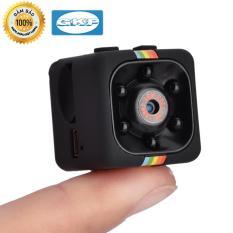 Camera siêu mini SQ11 có hồng ngoại quay đêm [Miễn Phí Vận Chuyển]