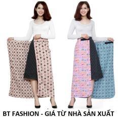Váy Chống Nắng (Loại Tốt) 2 Lớp + 2 Mặt, Có Túi Tiện Lợi – BT Fashion – Giao màu ngẫu nhiên (PK-VCN01)