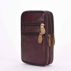 Túi da đeo hông, đựng điện thoại TM20