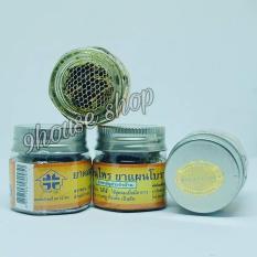 Dầu Hít đặc trị Viêm Xoang Mũi, Dị Ứng Phithak Thái Lan