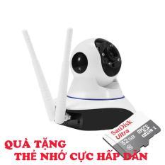 Cách lắp camera quan sát, camera quan sat tu xa – tìm mua ngay camera giám sát hd IP Camera-rt 188 dòng camera ip wifi đang tặng kèm thẻ nhớ 32G được sử dụng cho mọi gia đình Vn