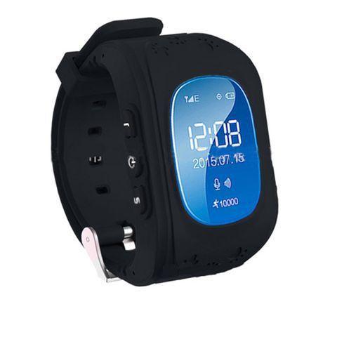Đồng hồ định vị trẻ em thông minh Q50 LBS Smart Watch (màu đen)