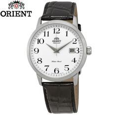 Đồng hồ nam dây da Orient FER27008W0
