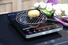 Bếp hồng ngoại cảm ứng Sanaky AT-01HGN tặng kèm vĩ nướng