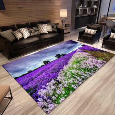 Thảm trải sàn phòng khách 3D nỉ nhung cao cấp – Kmart