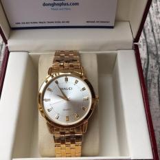Đồng hồ nam halei HL502 vàng chống nước, chống xước + [SIÊU KHUYẾN MẠI] TẶNG 2 PIN DỰ TRỮ + VÒNG TỲ HƯU 100K khi mua