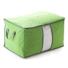 Túi Vải Cất Chứa Chăn Màn (xanh lá)