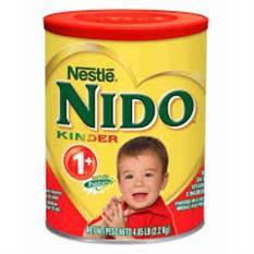 Sữa tươi dạng bột Nido nắp đỏ 2.2kg của Nestle Mỹ