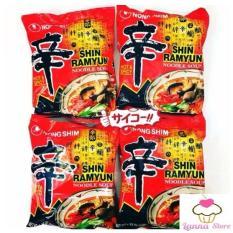 COMBO 5 GÓI MÌ NẤM SHIN RAMYUN HÀN QUỐC