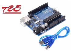 Arduino UNO R3 DIP kèm cáp USB
