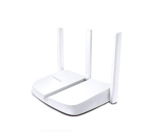 Bộ phát wifi Router chuẩn N không dây tốc độ 300Mbps Mercusys MW305R Đang Bán Tại Bảo An Store