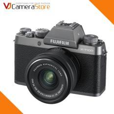 Fujifilm X-T100 + XC 15-45mm F/3.5-5.6 OIS PZ – Tặng túi Fujifilm Benro (L) + Thẻ 32Gb 90Mb – Hàng phân phối chính thức