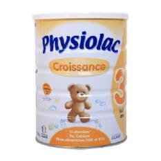 Sữa Bột Physiolac Số 3 Croissance Hộp 900g (Cho bé 1-3 tuổi)